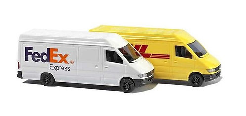 Busch set Mercedes Sprinter