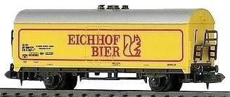 Minitrix CFF wagon couvert Eichhof