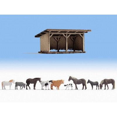 Noch Viehunterstand