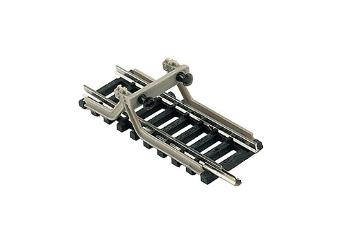 Minitrix rail avec butoir