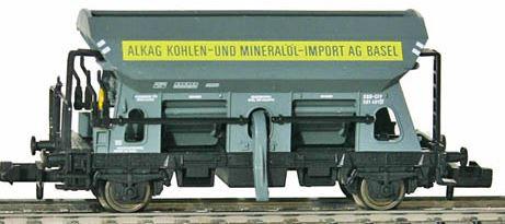 Fleischmann CFF wagon trémie Alkag