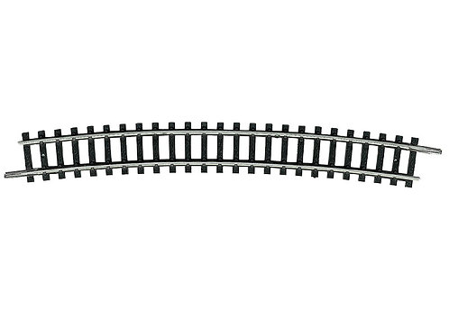 Minitrix rail courbe R5-15°