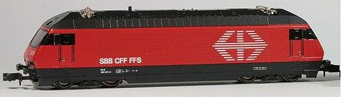 "Kato CFF Re 460 ""Heidiland"""
