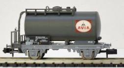 Minitrix CFF wagon citerne Avia