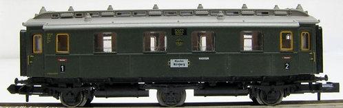Minitrix DR voiture 1/2.cl modernisée
