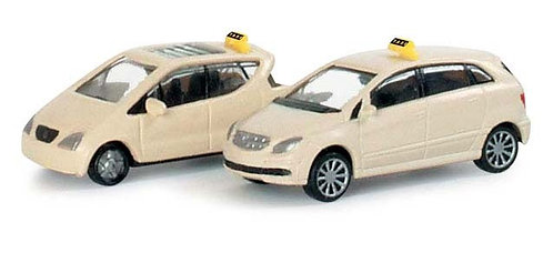 Herpa set Taxis