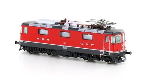 Hobbytrain Re 4/4 II rouge