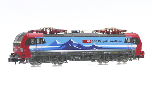 Hobbytrain BR 193 Vectro Cargo International DCC Son