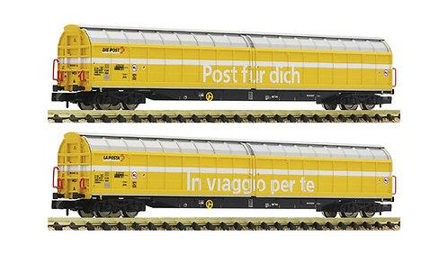 Fleischmann Coffret de 2 wagons Poste