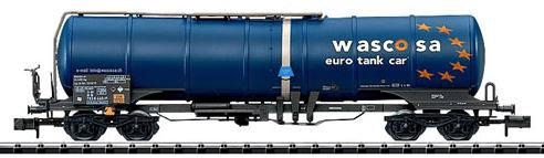 Minitrix CFF wagon citerne Wascosa