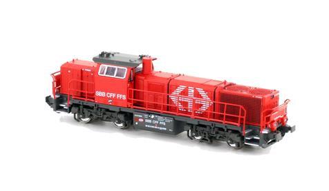 Hobbytrain Am 843 CFF Infra