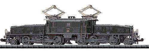 Minitrix locomotive CFF Ce 6/8 III Verte