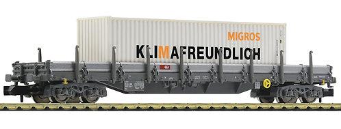 Fleischmann Wagon porte-Container CFF Migros