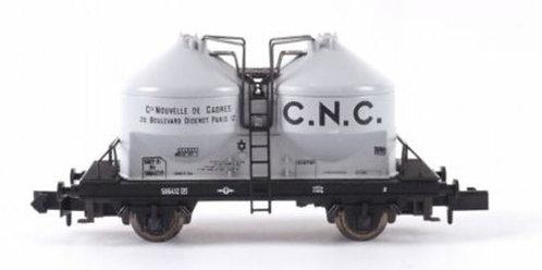Arnold SNCF wagon silo C.N.C