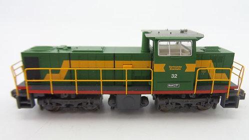 Minitrix locomotive diesel Mak 1600