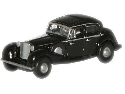 Oxford Jaguar SS noire