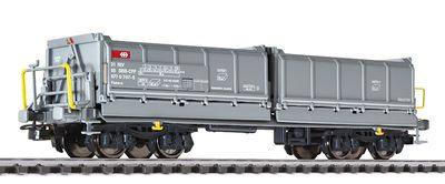 Liliput Set de 4 wagons à gravier CFF