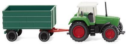 Wiking tracteur avec remorque