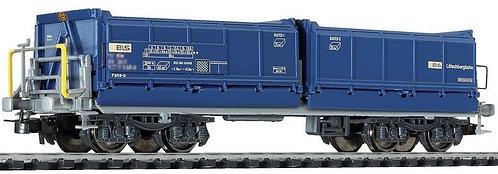 Liliput Set de 4 wagons à gravier BLS