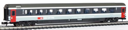 Minitrix 13366 voiture Euro-City CFF 2.cl