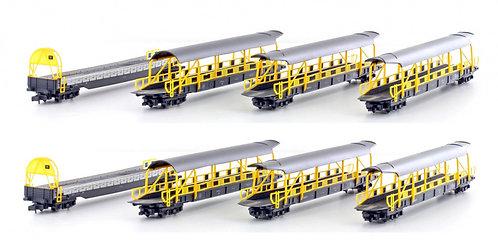 Hobbytrain BLS rame porte-autos 8 pces