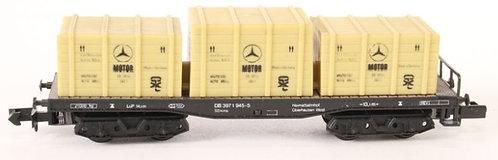 Arnold DB wagon porte-conteneurs Mercedes