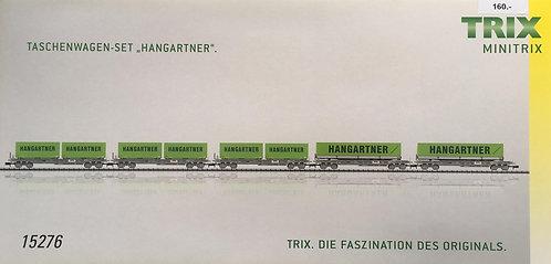 """Minitrix Coffret Wagons-Poche """"Hangartner"""""""