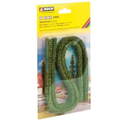 Noch Modellhecken Hellgrün 1.5 x 0.8 x 50 cm