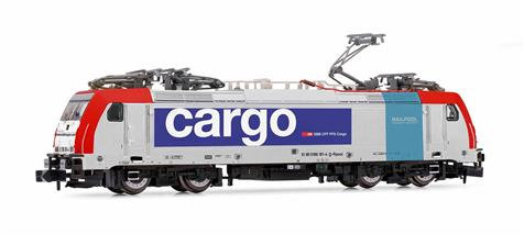 Arnold BR 181 Cargo/Railpool DCC