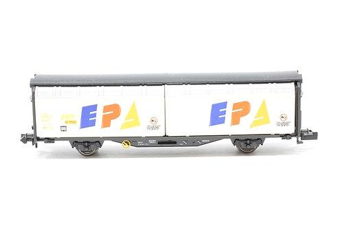 Minitrix CFF wagon à portes coulissantes EPA