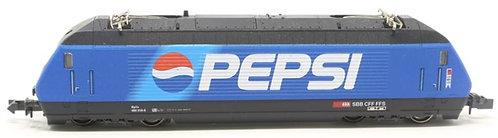 """Kato CFF Re 460 """"Pepsi"""""""