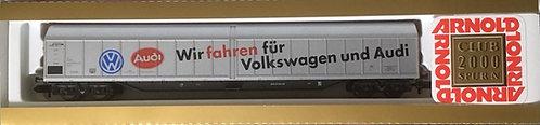 Arnold Wagon à parois coulissantes VW Audi