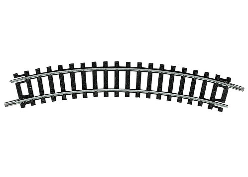 Minitrix rail courbe R1-30°