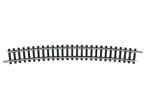 Minitrix rail courbe R6-15°