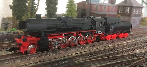 Minitrix locomotive à vapeur BR52 de la DB