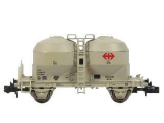 Arnold CFF wagon silo
