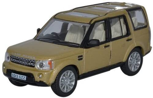 Oxford Land Rover Discovery