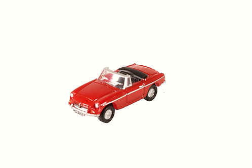 Oxford MGB Roadster rouge