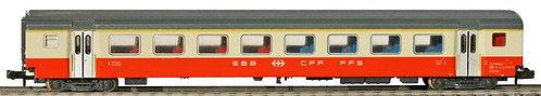 Minitrix CFF voiture Swiss Express 1.cl