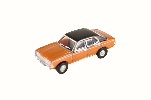 Oxford Cortina Gold orange