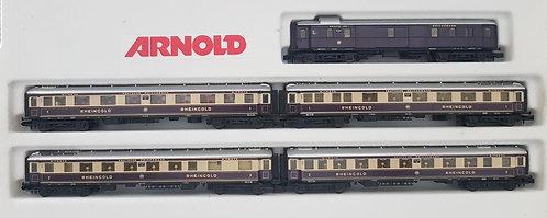 Arnold Coffret 5 voitures Rheingold