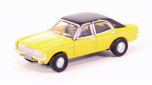 Oxford Cortina Daytona jaune