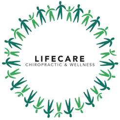 Lifecare Chiropractic and Wellness Logo