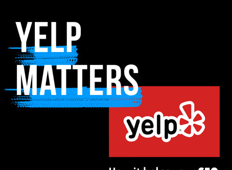 Yelp Matters (How It Helps Your SEO)
