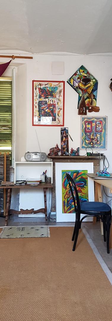 atelier a Ligornetto (ch)  atelier in Ligornetto (ch)