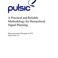 Hierarchical Signal Planning