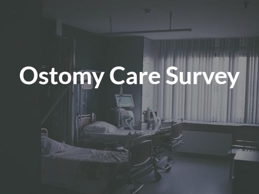 [SURVEY] Improving Quality of Life for Ostomates