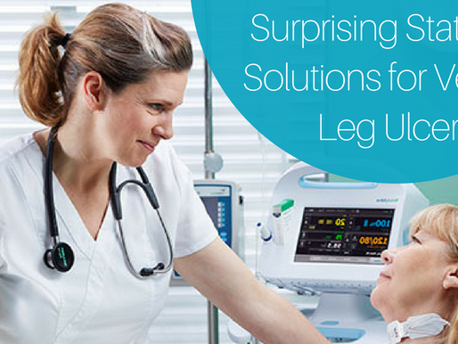 Surprising Stats and Solutions for Venous Leg Ulcers