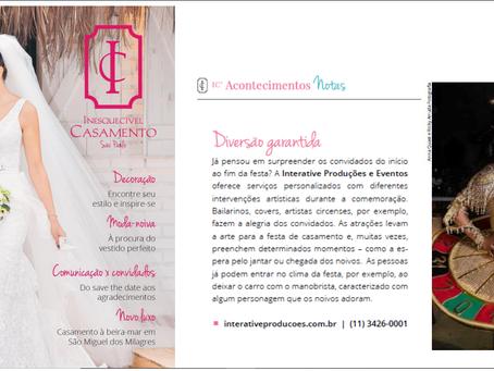 REVISTA INESQUECÍVEL CASAMENTO ED.19