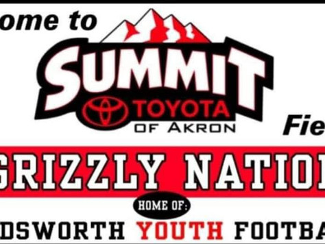 We are proud to announce our game field will now be called Summit Toyota Field!